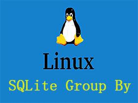 SQLite Group By