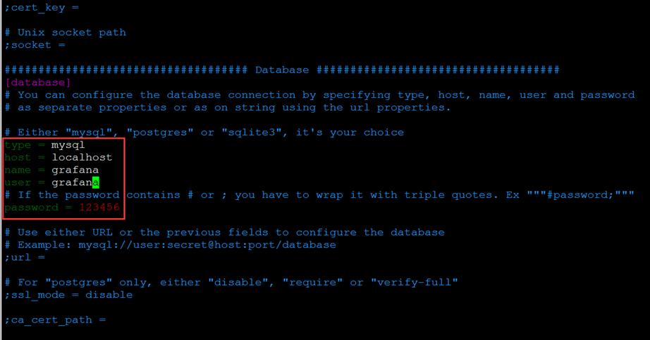 可视化工具Grafana(7.0.2)RPM方式安装