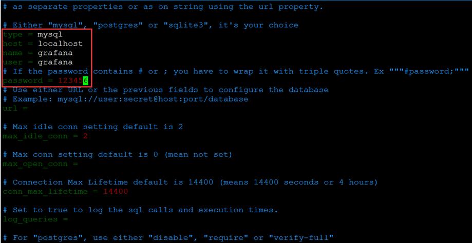 可视化工具Grafana(7.0.3)Tar包方式安装