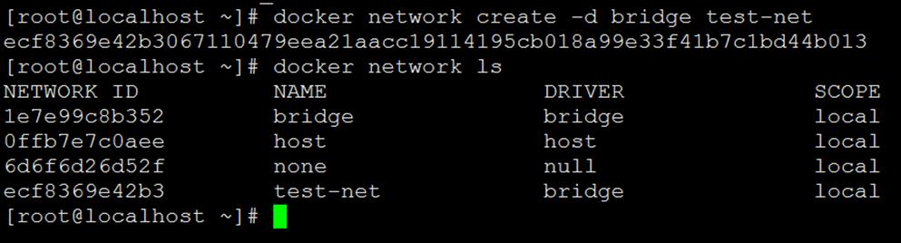 Docker 容器连接