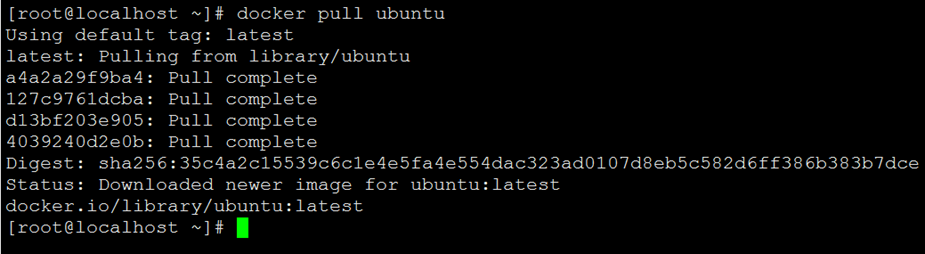 Docker 安装 Ubuntu