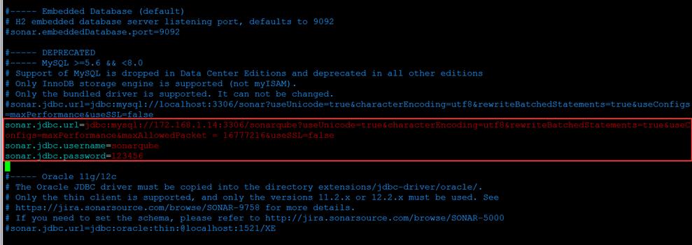 Linux安装与部署SonarQube